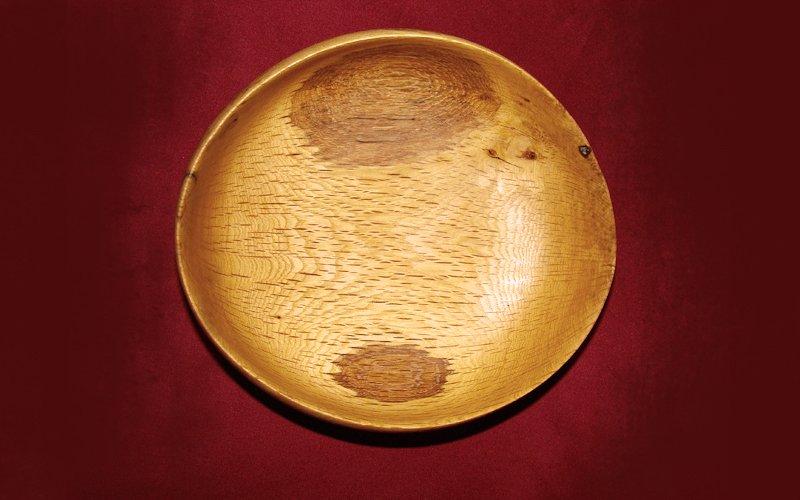 salade de chêne (vendu) dans saladiers et bols salededechene
