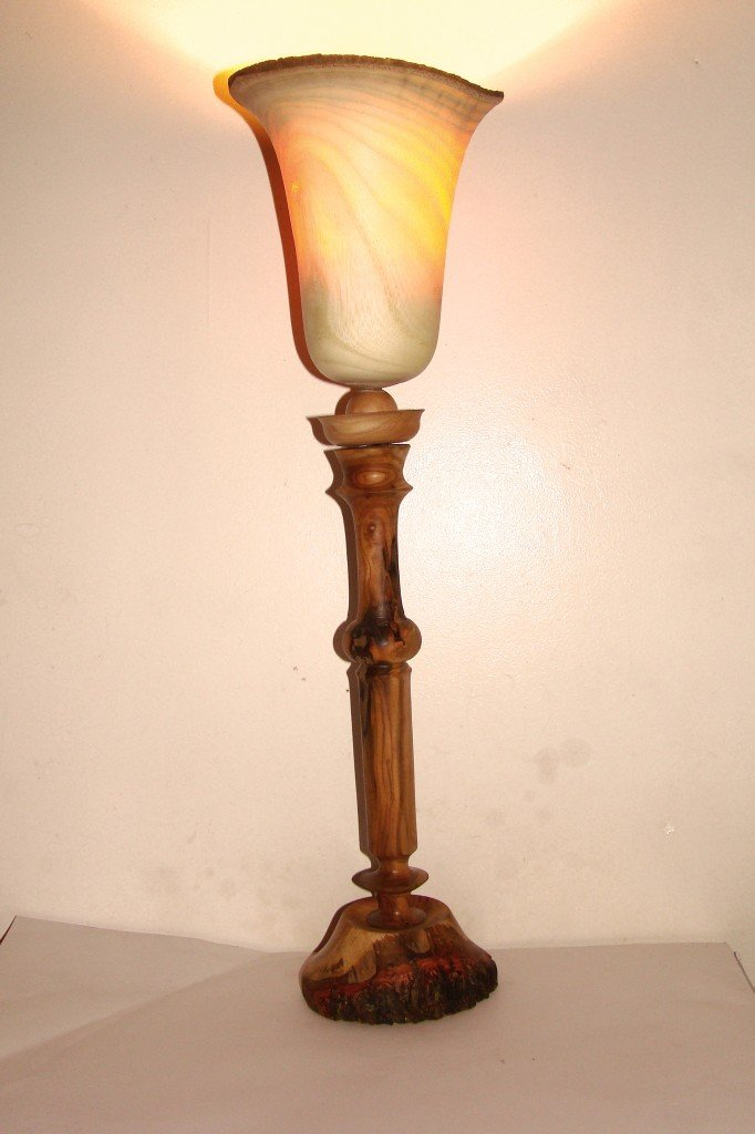 fleur de lys lampe2